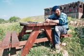 Дыхание ветра и спокойствие духа, ферма «Ишув ѓа-даат» («Душевное равновесие»), духовный центр, холмы Шилó  (Шило)