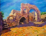 וְיִשַׁי הוֹלִיד אֶת-דָּוִד, קבר ישי ורות, אתר ארכיאולוגי, תל רומיידה, חברון