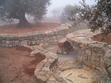 אסף קדרון, אומן, גבעות עולם, איתמר